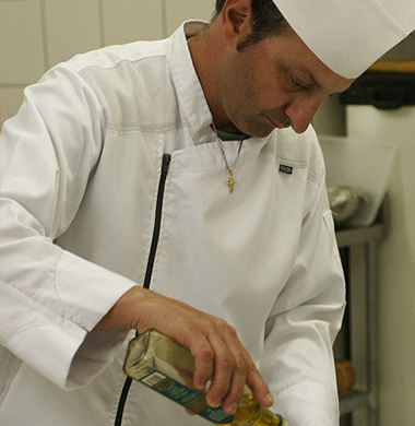 Chef Celso Freire